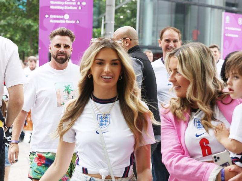 Grealish's girlfriend 'received 200 death threats a day' during Euro 2020