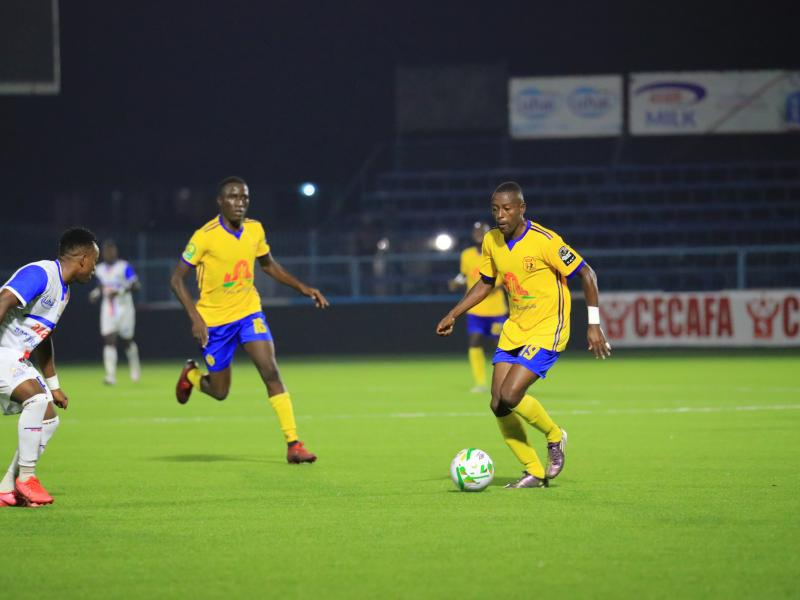 Kagame Cup: Holders KCCA lose to Azam, ten-man Express FC secure three points against Atlabara