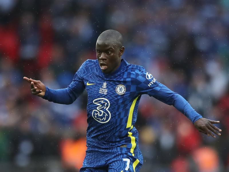 Giroud: Kante hates losing, he gets angry