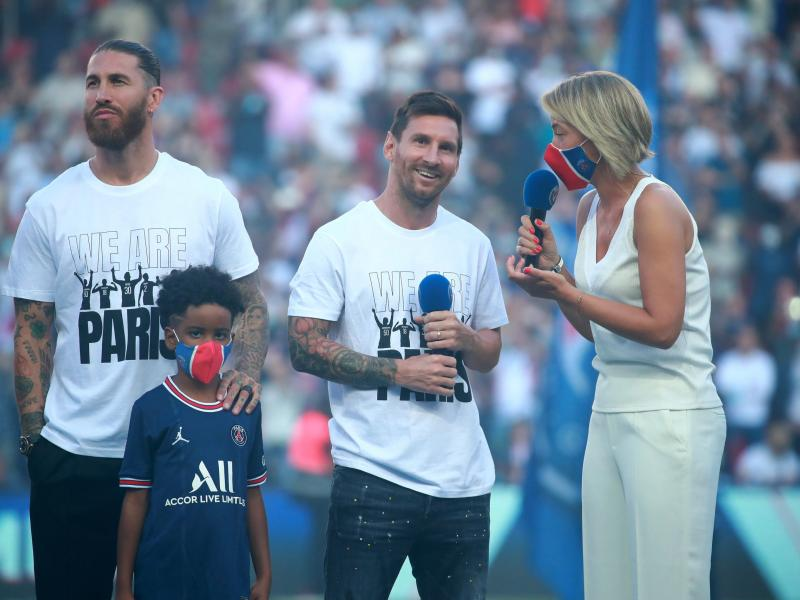 David Beckham plotting to sign Messi for Inter Miami in 2023