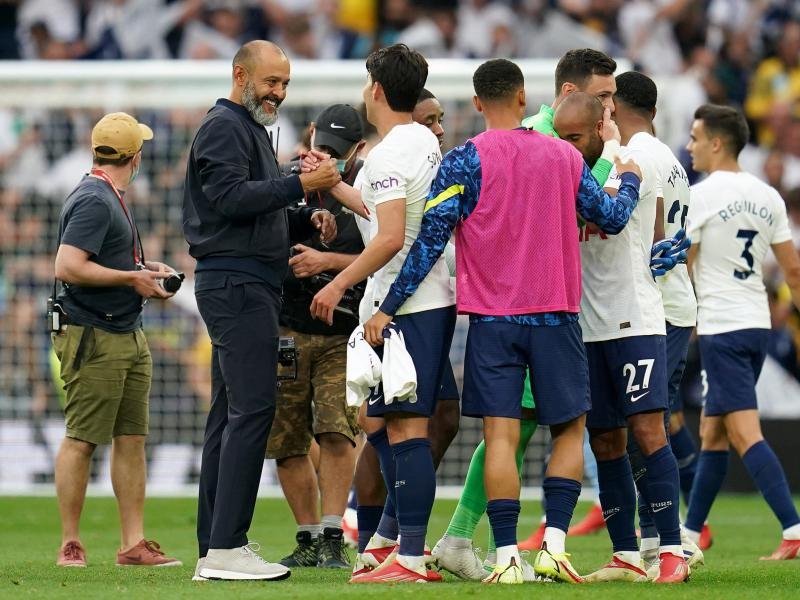 Tottenham goes down in Europa Conference League play-off