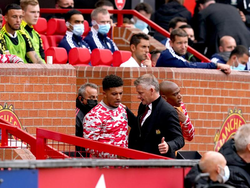 Borussia Dortmund's CEO surprised by Man United's handling of Sancho