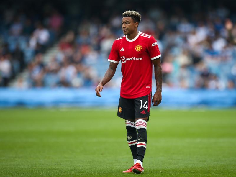 Solskjaer: Lingard is in Man United's future