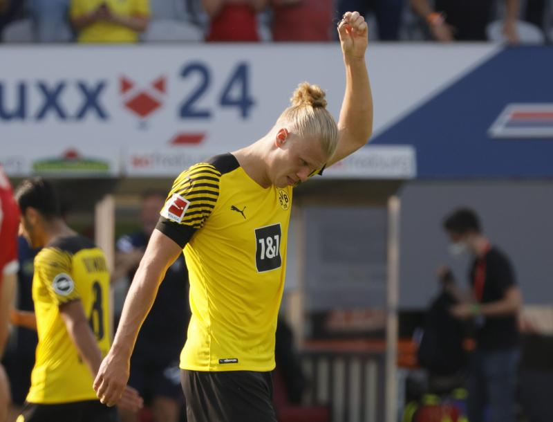 'We are a football club, not a bank' - Dortmund chief responds to PSG's interest in Haaland