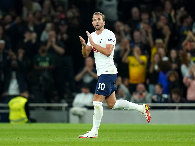Harry Kane fires Tottenham into Europa League Conference group stage