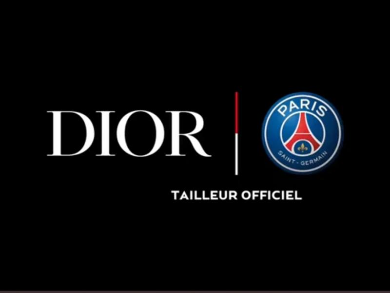 PSG sign two-year deal with fashion house Dior