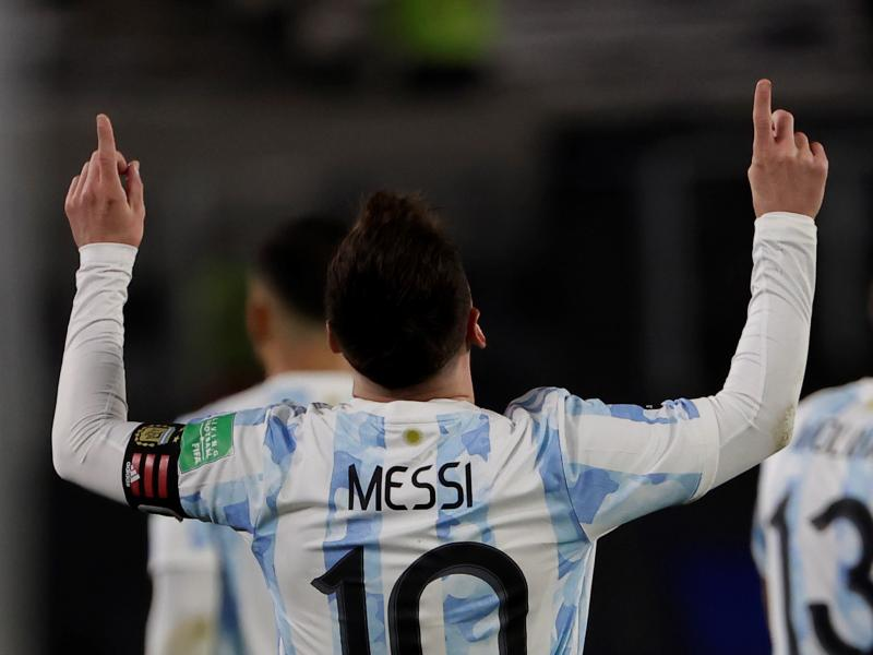 Messi scores stunning hat-trick as Argentina thrash Bolivia in World Cup qualifier