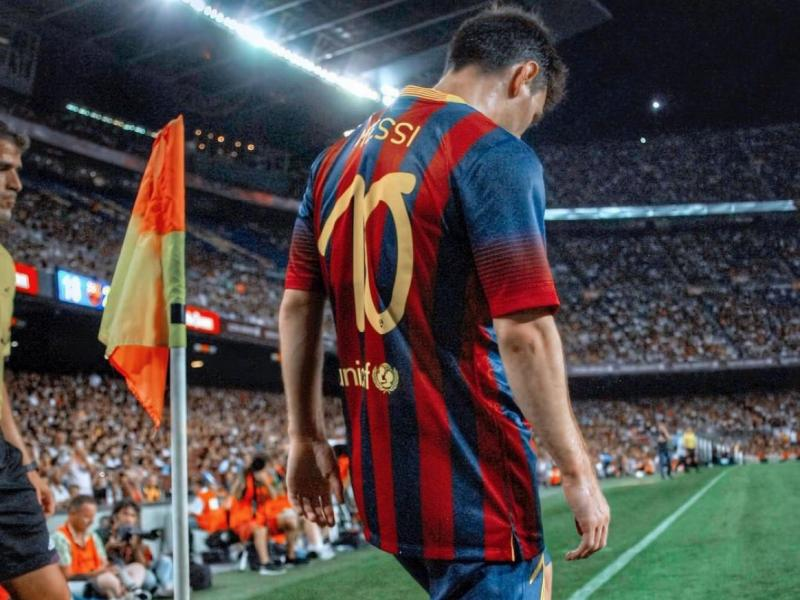 Barcelona finding it difficult to fill Camp Nou for Champions League clash