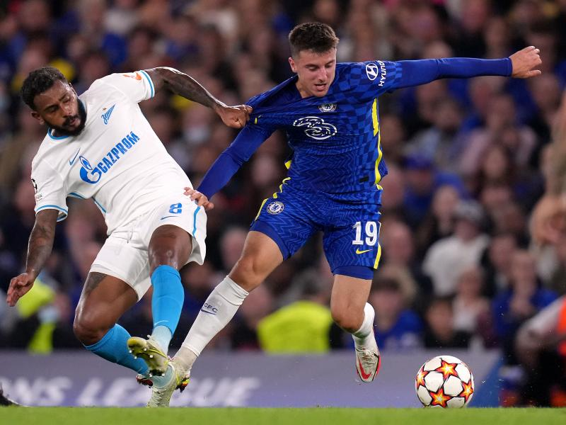 Champions League: The Blues start title defense with narrow victory against Zenit