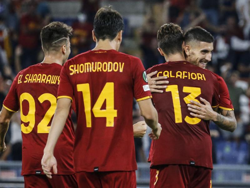 Europa Conference League: Roma lay down marker, Spurs held in frustrating night