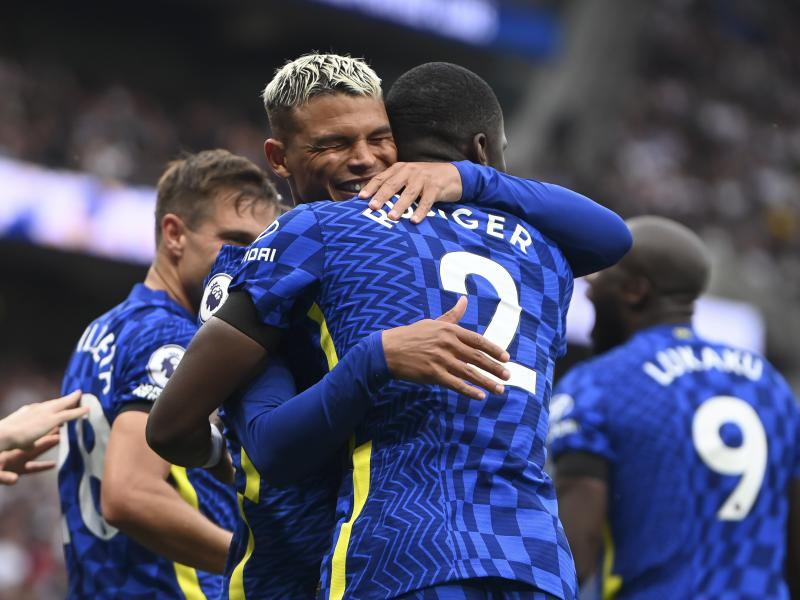 Best of weekend action: Premier League standings after week five action