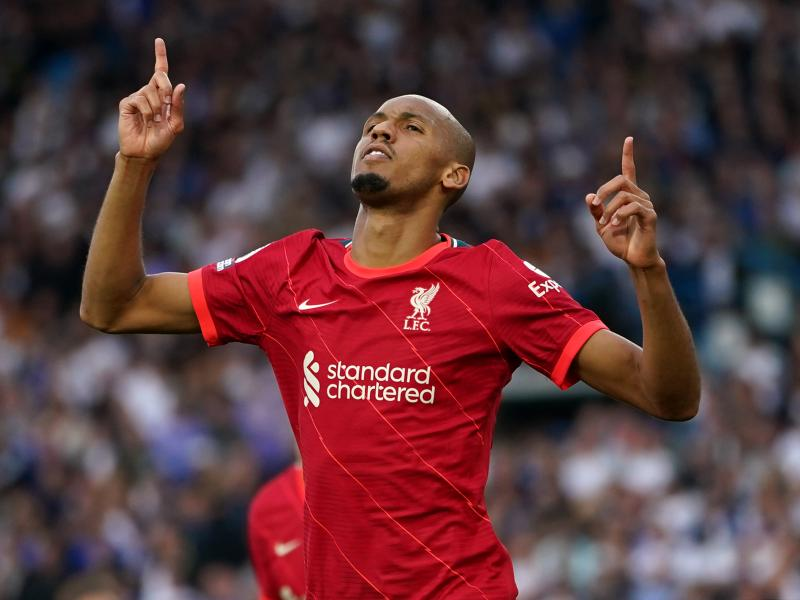 Liverpool duo Fabinho, Alisson likely to miss Watford match