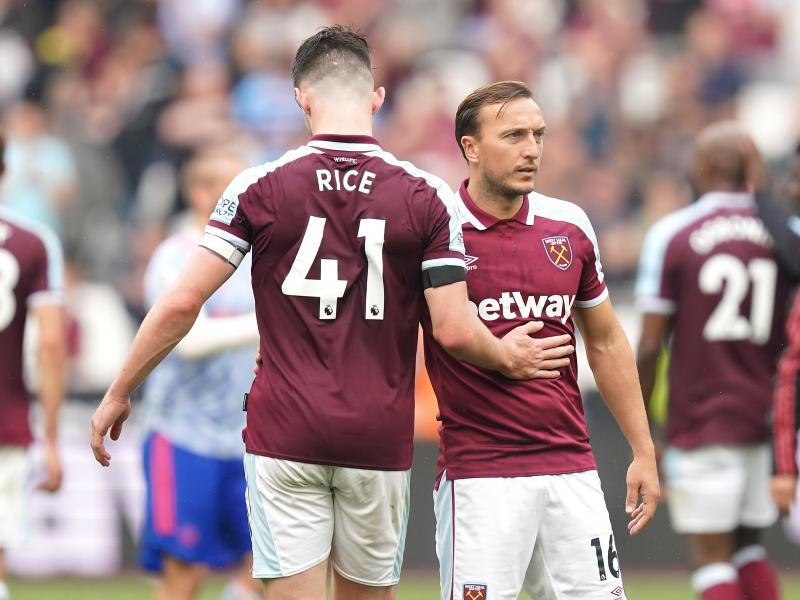 Mark Noble felt sick after his penalty miss against Man United