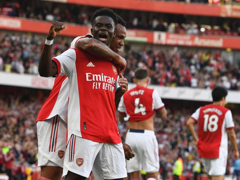 🔴 Arsenal 3-1 Spurs: Rating the Gunners players after a red-letter Derby win