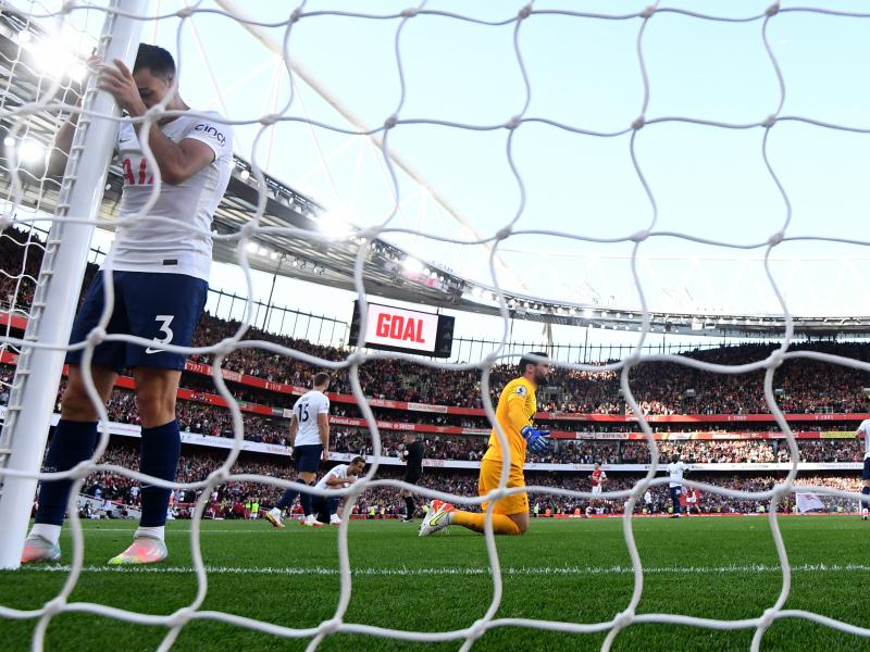 Lloris admits Spurs got smashed in North London derby