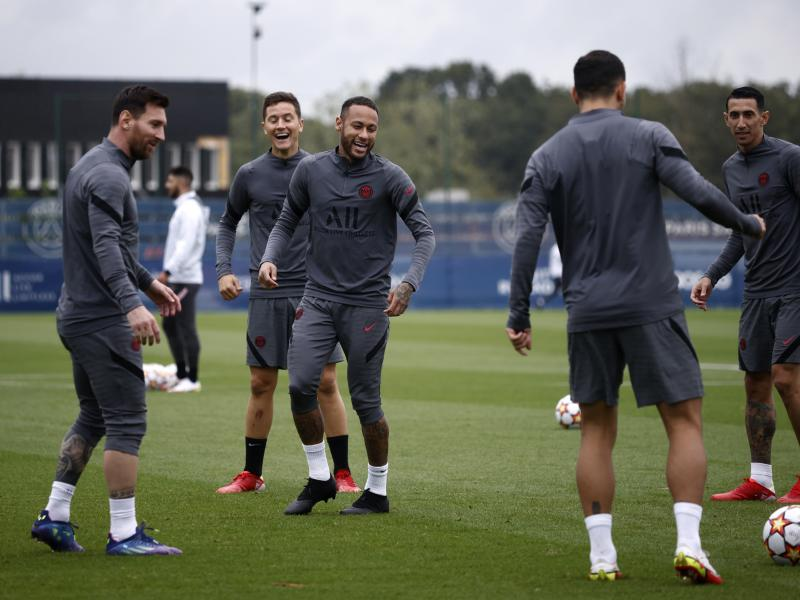 PSG handed injury boost ahead of Man City clash