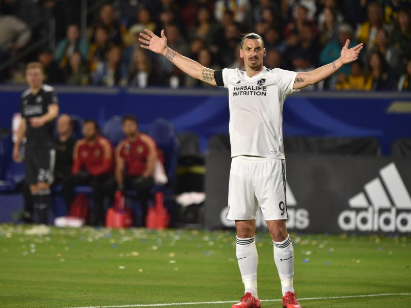 MLS Chief reveals Zlatan Ibrahimovic's next move amid Manchester United links