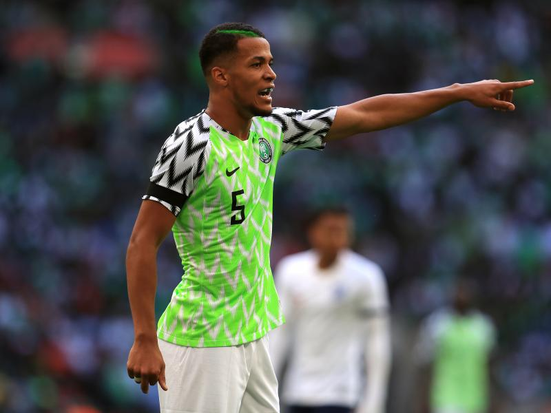 Troost-Ekong says playing for Nigeria is the best ever decision