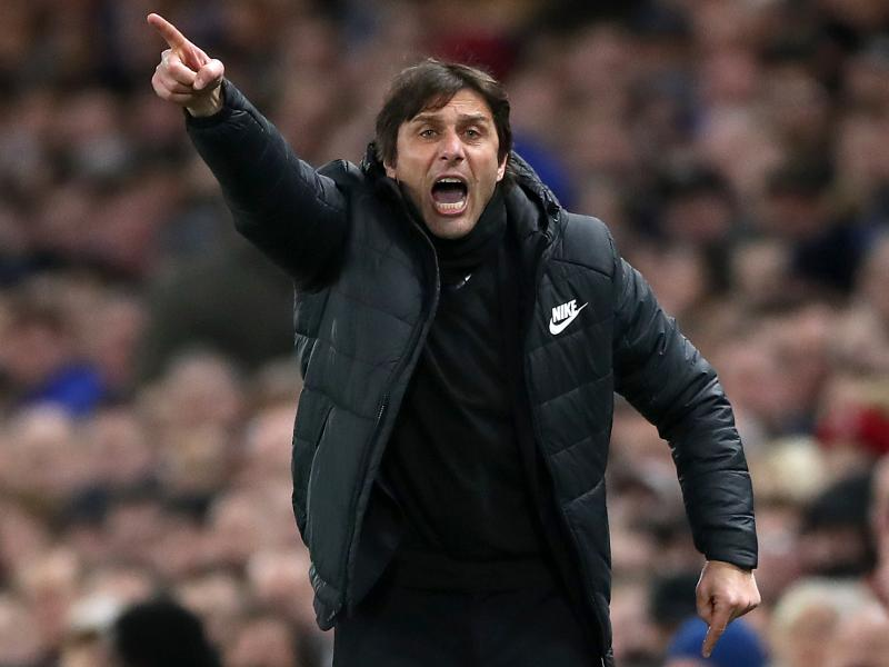 Conte had agreed to take Roma job