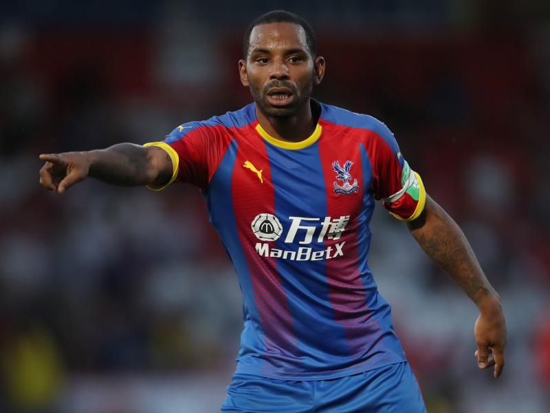 Jason Puncheon leaves Crystal Palace after six years