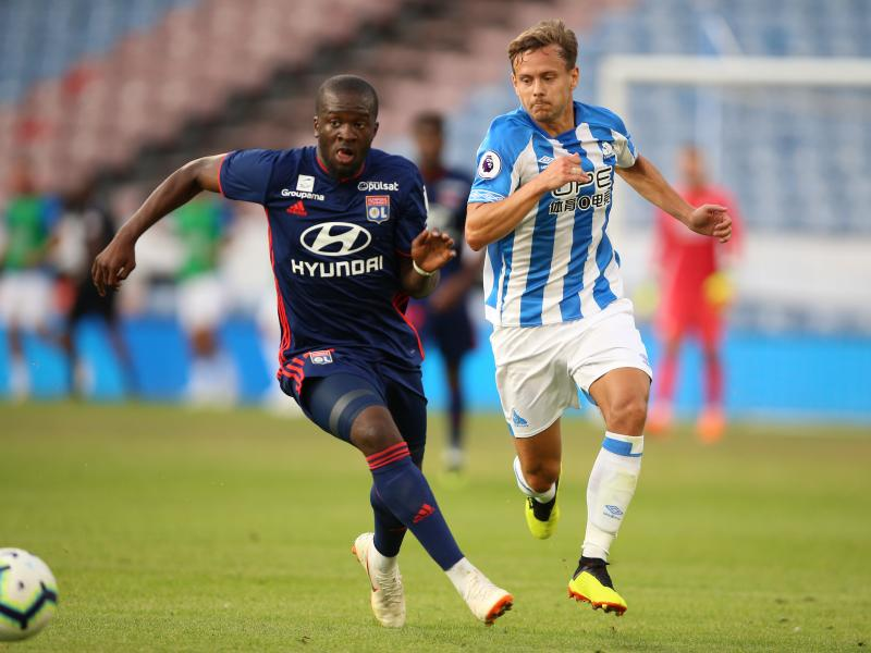 Tanguy Ndombele confirms interest in Joining Tottenham Hotspur