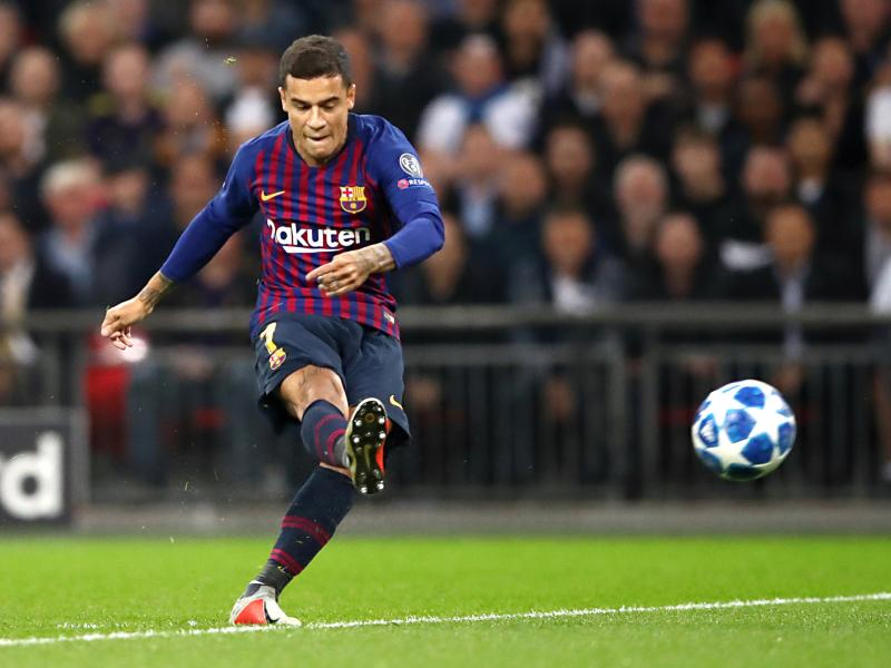 🚨 Coutinho starts as Ronald Koeman names his first Barcelona XI