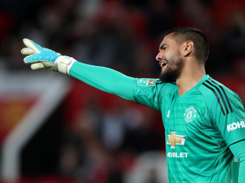 Manchester United to promote Romero should De Gea leave club