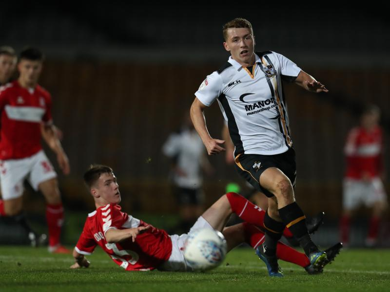 Mitchell Clark joins Leicester City after successful Port Vale loan spell