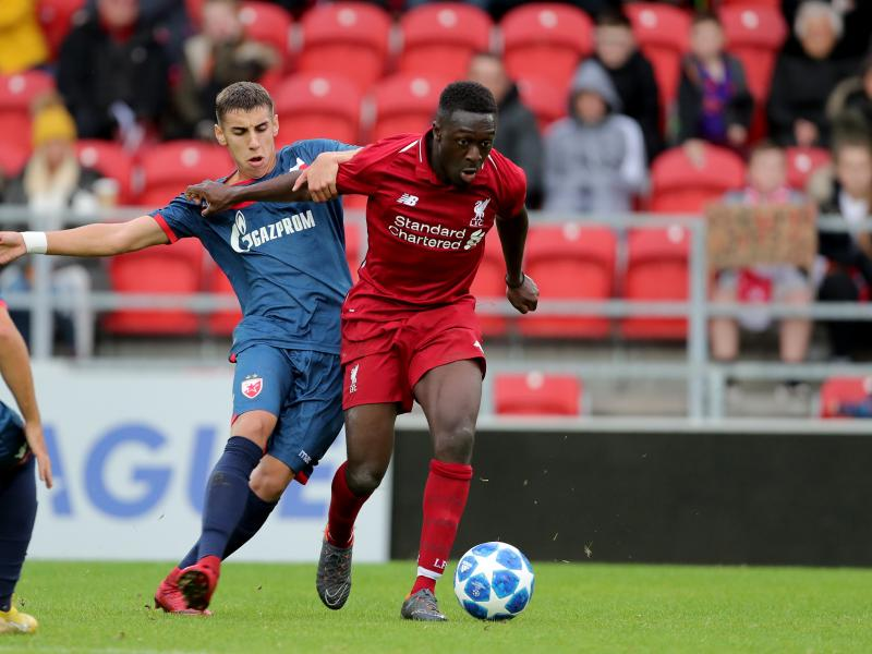 Adekanye aims to leave Anfield, back to Eredivisie