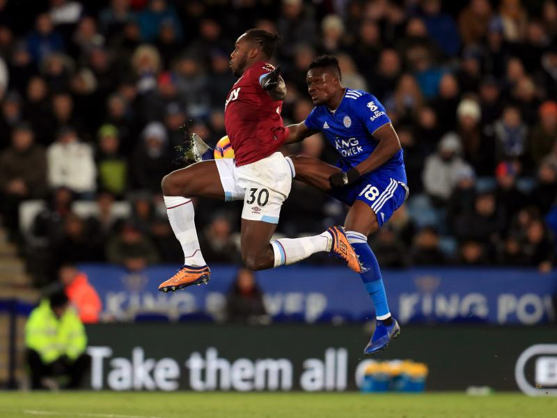 Club Brugge targeting Leicester City's Daniel Amartey