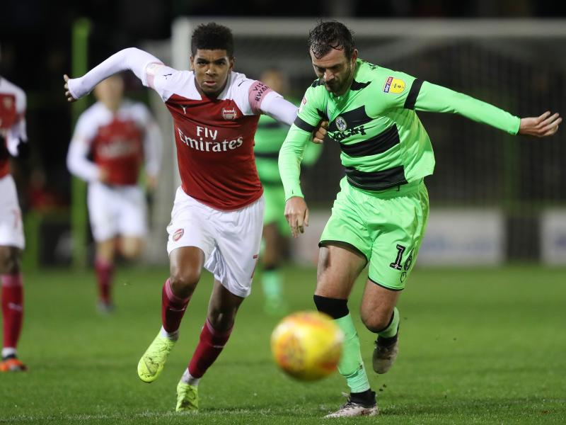 Loan deal: Doncaster Rovers sign Arsenal youngster