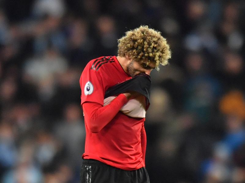 Marouane Fellaini opens up on Manchester United problems