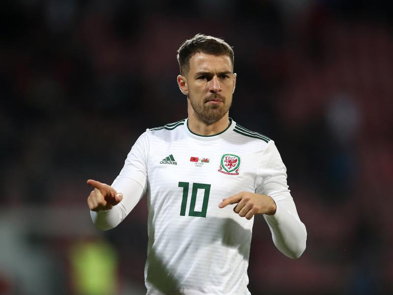 Ramsey, Gareth Bale named in Wales squad