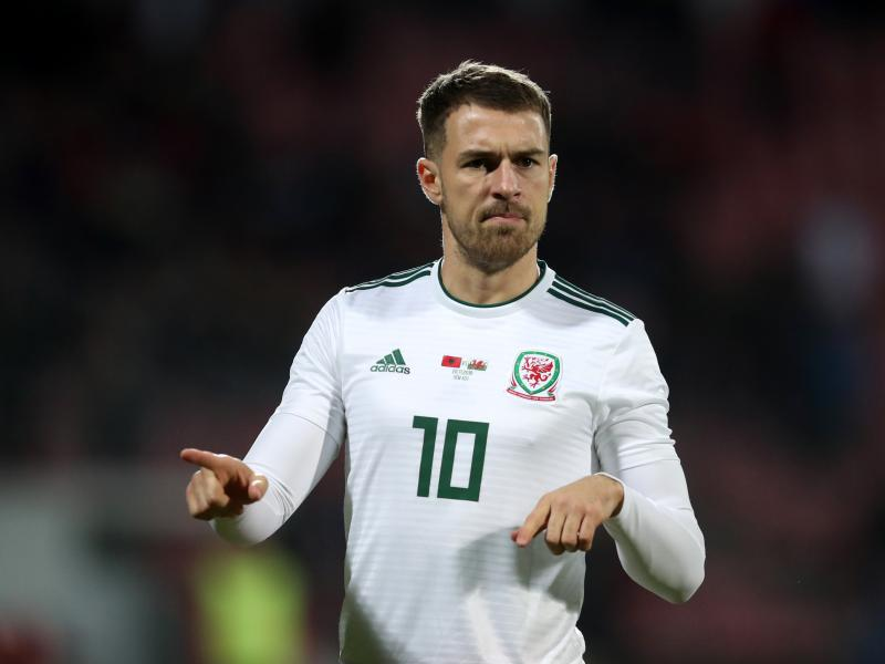 Ramsey left out of Wales squad for European Qualifiers