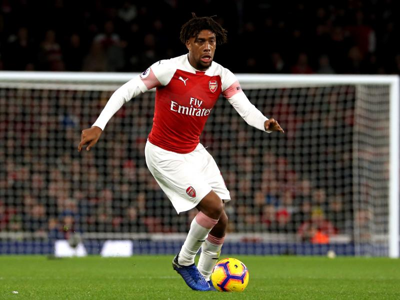 Alex Iwobi reveals reasons for joining Everton from Arsenal