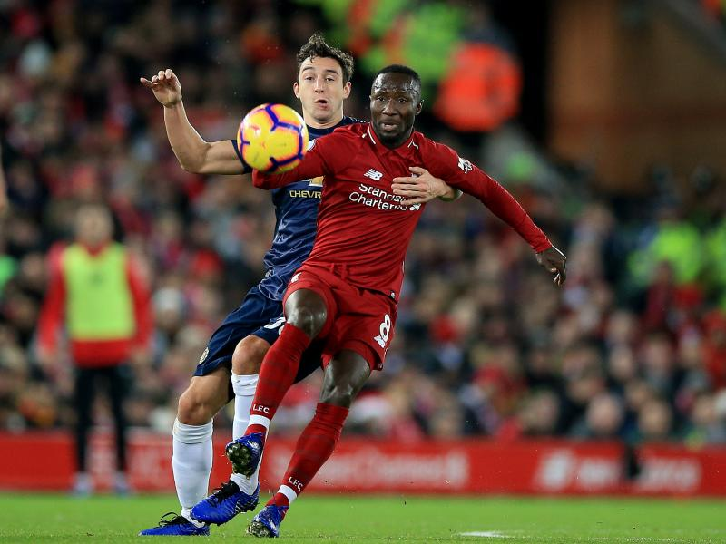 Naby Keita Absent At Liverpool Training Ahead Of Bayern Clash