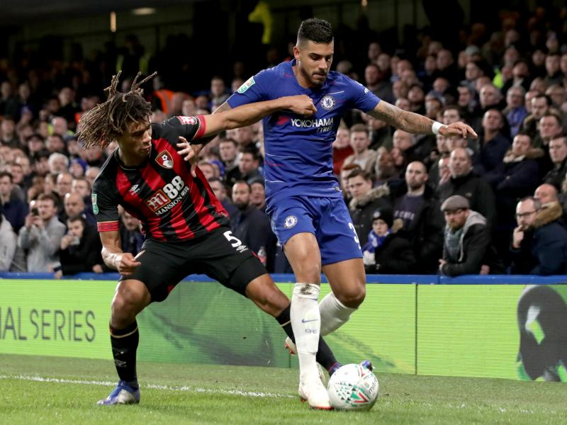 Chelsea defender Emerson Palmieri admits he could return to Italy