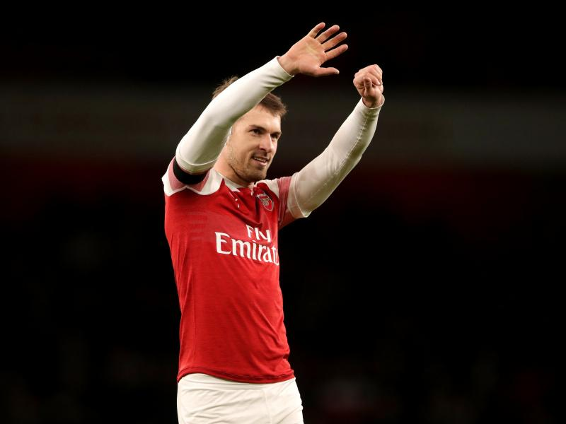 Ramsey pens hearty farewell message for Arsenal fans after Juventus switch
