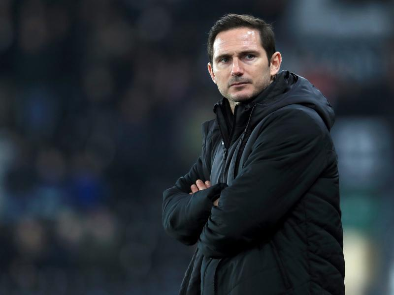 'It was a tough game for us' - Lampard on his Chelsea dugout debut