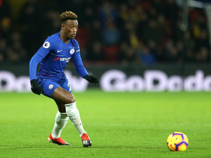 Callum Hudson-Odoi earns England U21 call-up