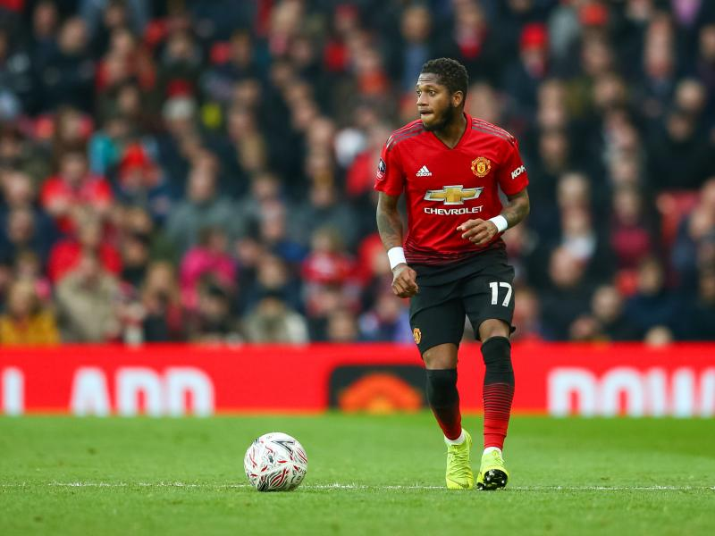 Manchester United ace Fred explains why hes nicknamed 'Pastor' by teammates