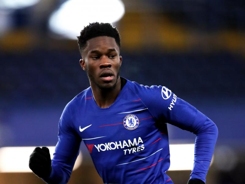 Ike Ugbo set for Chelsea exit, linked with Dutch Eredivisie move