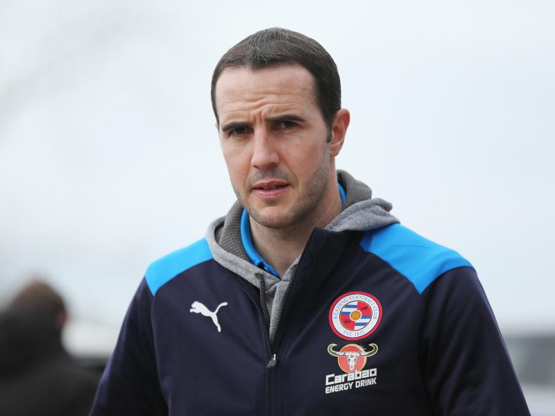 Former Manchester United star joins Reading coaching team