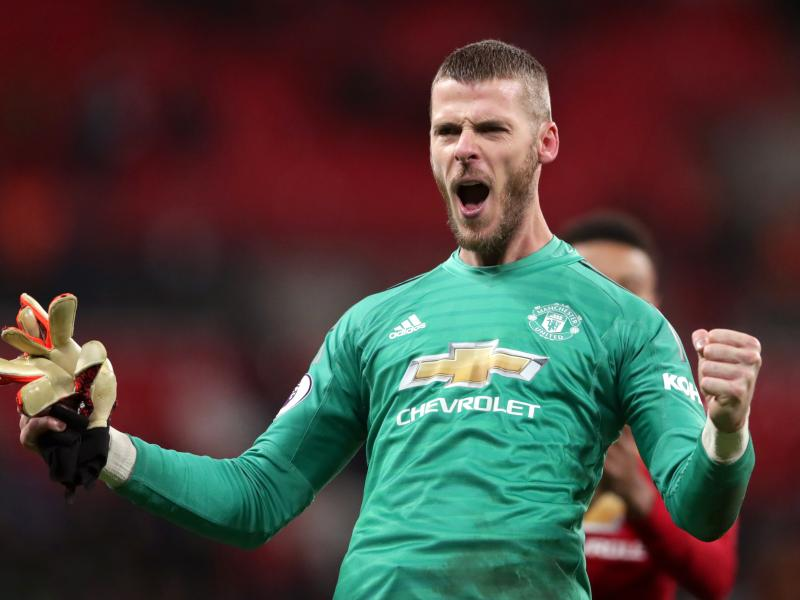 Ole reveals why David de Gea is starting over Dean Henderson