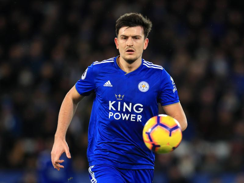 Harry Maguire shirt number at Manchester United revealed