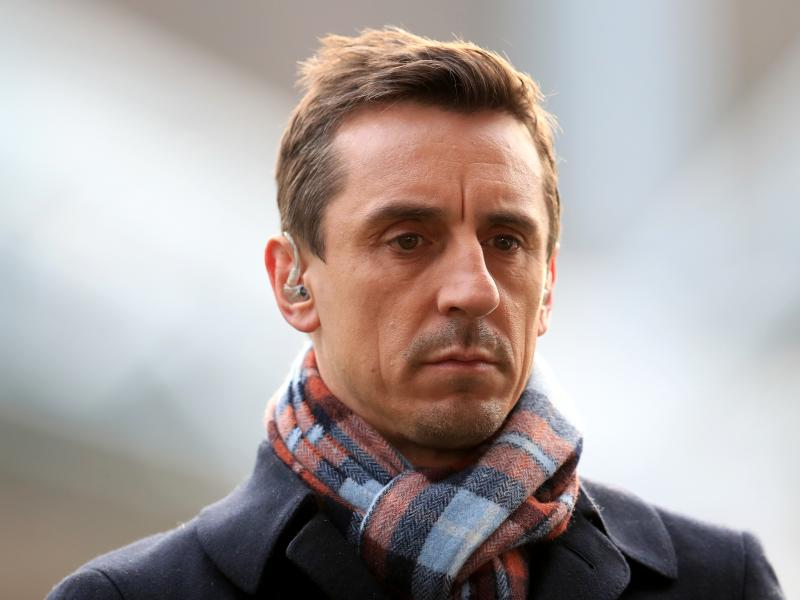 Neville on number of players Manchester United need to sign