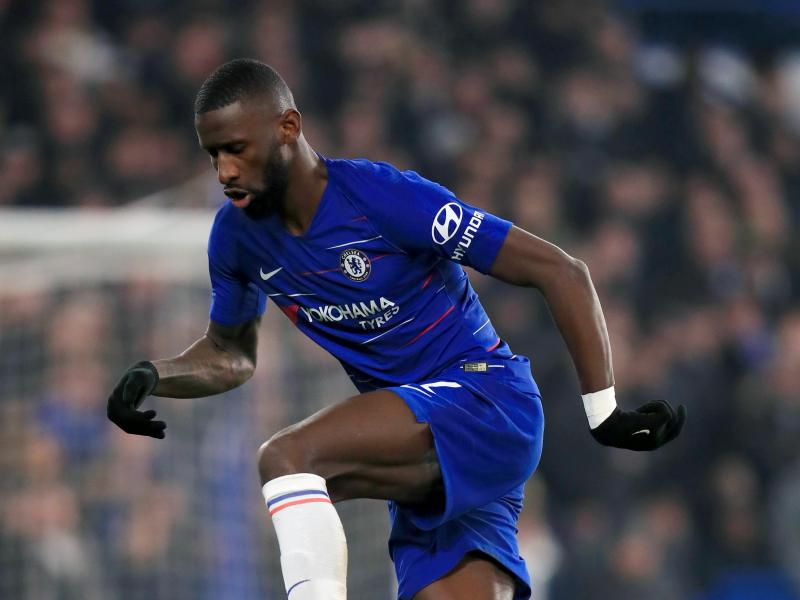 Rudiger to feature for U-23 Chelsea team against Liverpool