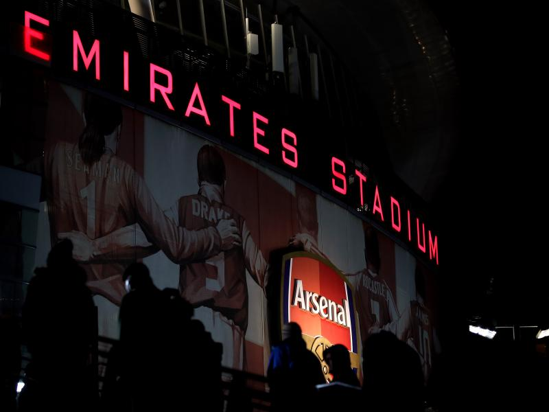 Arsenal to allow supporters back at Emirates Stadium against Rapid Vienna