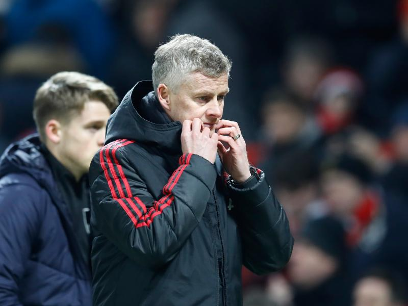 What Solskjaer said about Mourinho after FA Cup Wolves defeat