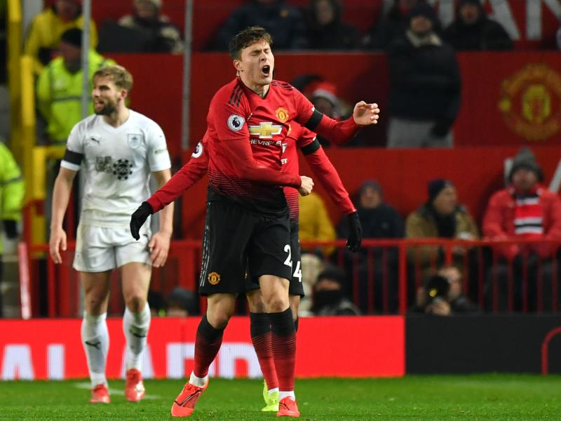 Man United defender dismisses Barcelona links